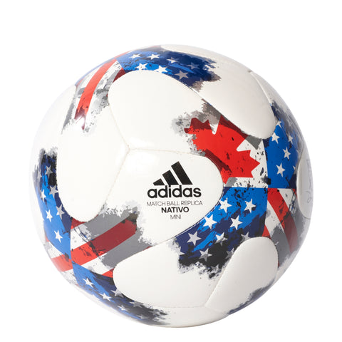 Adidas MLS 17 Mini Soccer Ball
