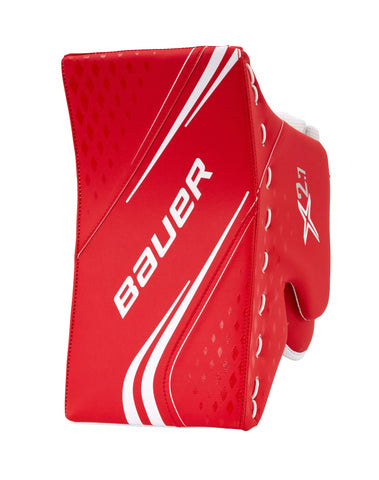 Bauer Vapor X2.7 Goalie Blocker- Junior