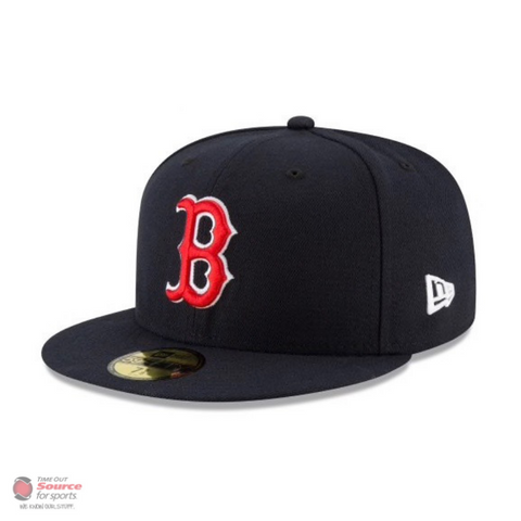 New Era 59Fifty Fitted Hat- Boston Red Sox