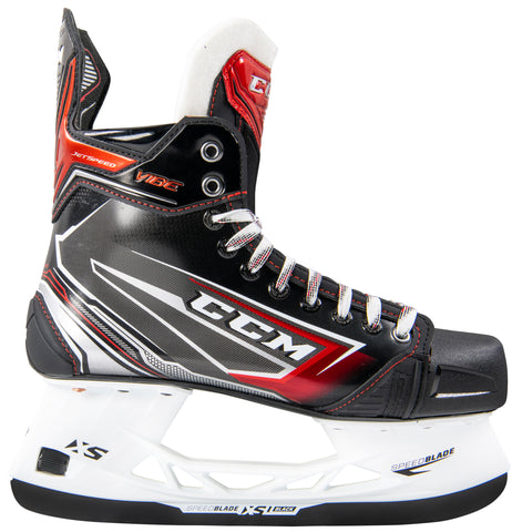 CCM Jetspeed Vibe Hockey Skates- Junior- SDC (2019)