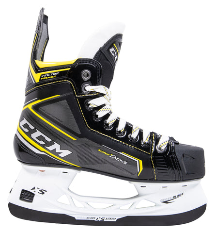 CCM Super Tacks Vector Premier Hockey Skates- Junior (2020)