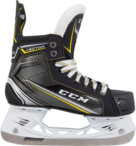 CCM Super Tacks Vector Skates- Junior (2018)