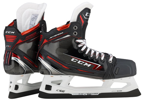 CCM Jetspeed FT2 Goalie Skates- Senior (2019)