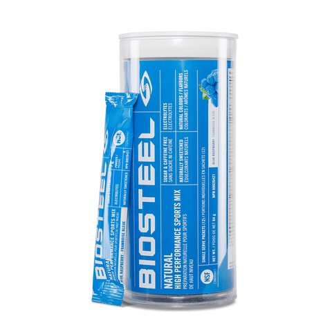 BioSteel High Performance Sports Mix Tube- 12 Pack