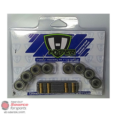Hyper Hockey Indoor Hockey Bearing Kit
