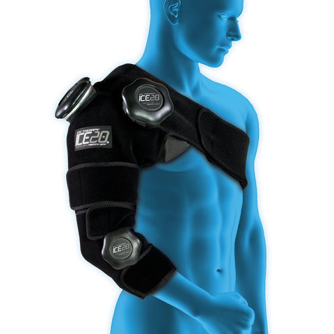NEW Ice20 Combo Arm Ice Compression Wrap