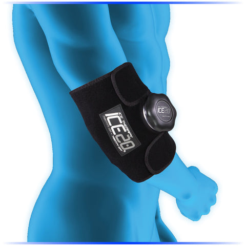 NEW Ice20 Elbow/Small Knee Ice Compression Wrap