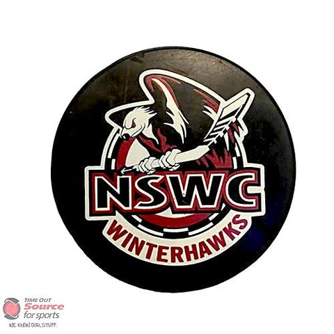North Shore Winter Club Puck