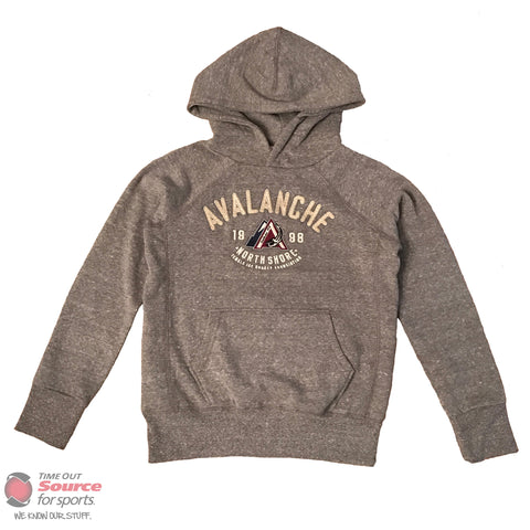 North Shore Avalanche Campus Crew Hoody - Youth