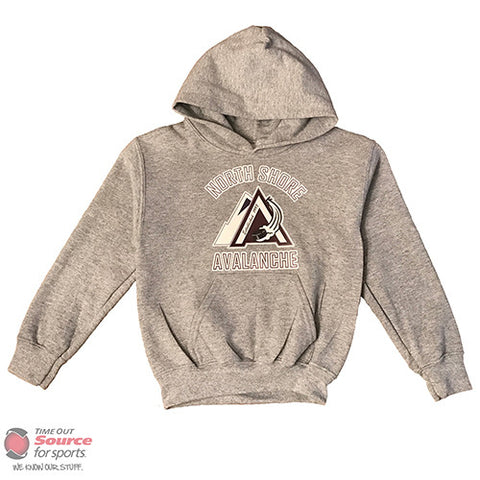 North Shore Avalanche Gildan Hoody - Adult
