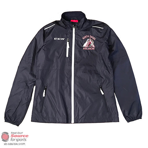 North Shore Avalanche Lightweight CCM Jacket - Youth
