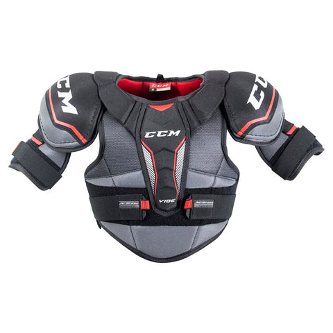 CCM JetSpeed Vibe Hockey Shoulder Pads- Senior (2018)