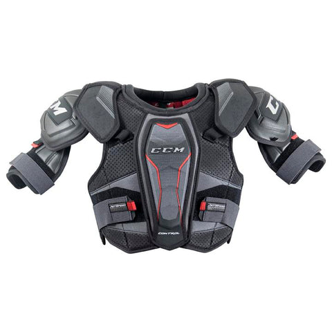 CCM JetSpeed Control Hockey Shoulder Pads- Senior (2018)