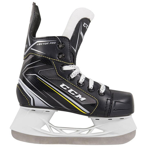 CCM Tacks Vector Pro Hockey Skates- Youth (2018)