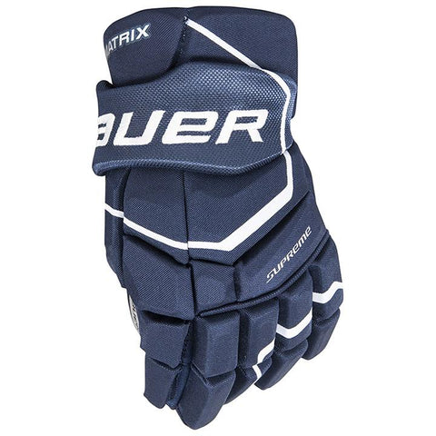 Bauer Supreme Matrix Hockey Gloves- Junior (2019)