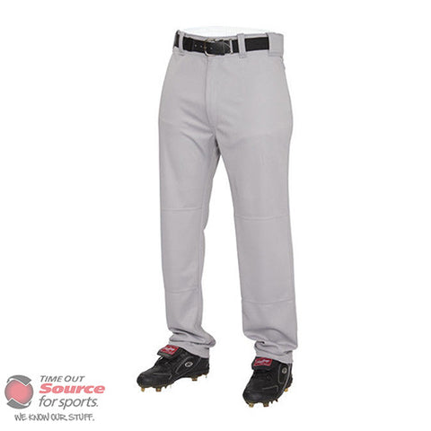Semi Relaxed Baseball Pant- Youth