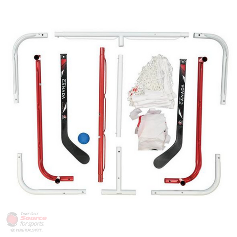 Hockey Canada Mini Quicknet Set