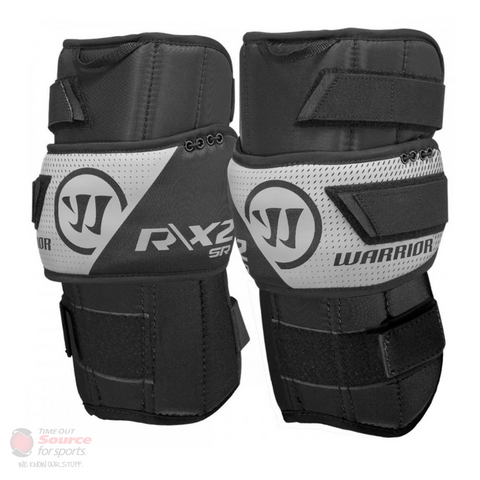 Warrior Ritual X2 Goalie Knee Pads- Intermediate