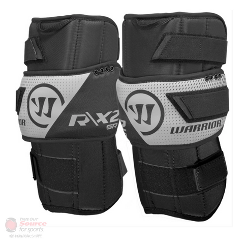 Warrior Ritual X2 Goalie Knee Pads- Senior