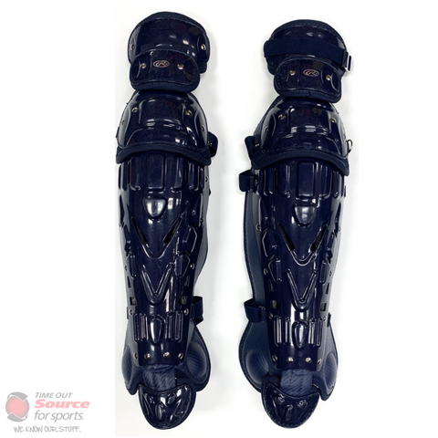 Rawlings Titan Catchers Leg Guards- Senior