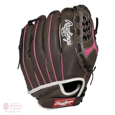 "Rawlings Storm 11"" Fast Pitch Glove- Girls"