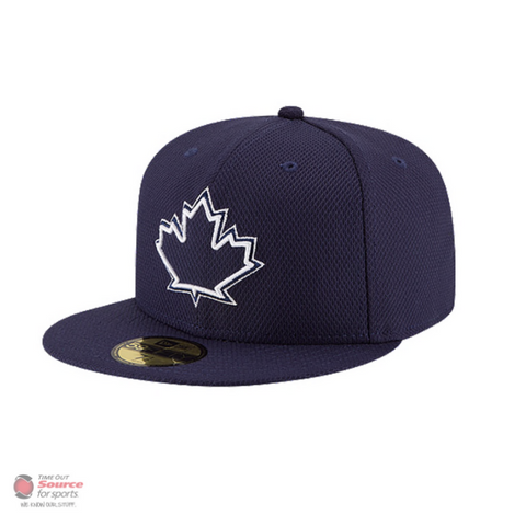 New Era Diamond Era 5950 Fitted Hat- Toronto Blue Jays