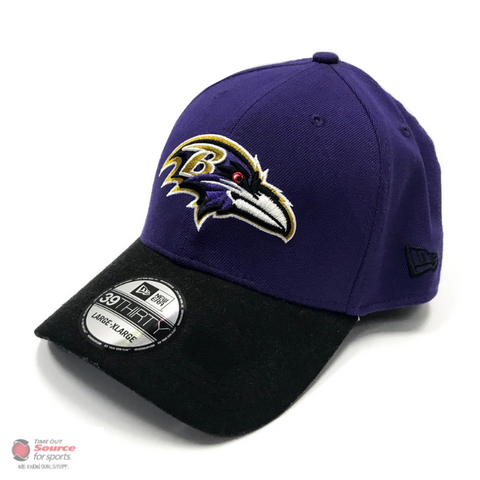 New Era 39Thirty Flex Hat- Baltimore Ravens