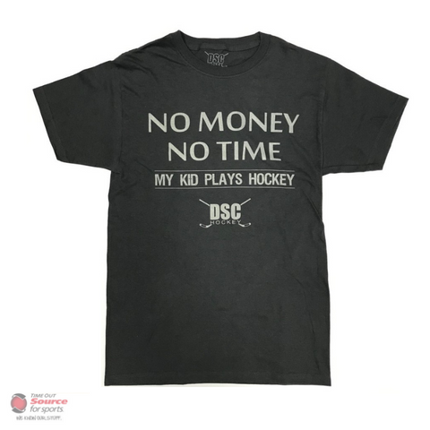DSC Hockey T Shirt- No Money No Time