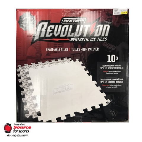 HS Revolution Skate-able Tiles (18'' x 18'') 10 Pack