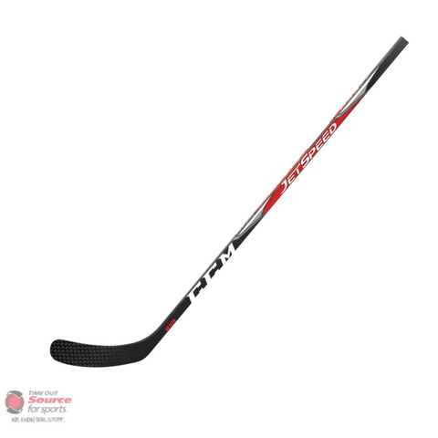 CCM JetSpeed Grip Hockey Stick 40 Flex- Youth (2018)