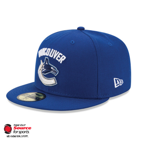 New Era 59Fifty Fitted Hat- Vancouver Canucks