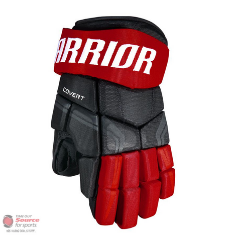 Warrior QRE 4 Hockey Gloves- Senior