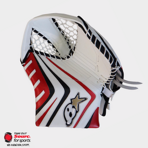 Brian's Optik 9.0 Goalie Catch Glove- Junior