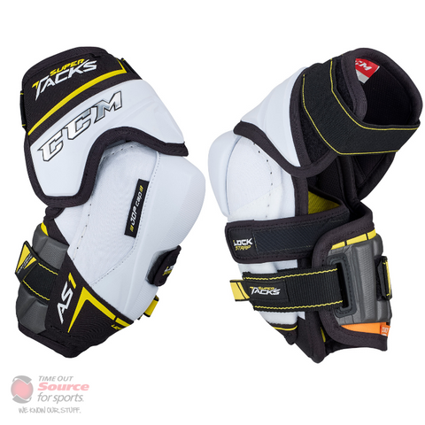 CCM Super Tacks AS1 Elbow Pads- Senior