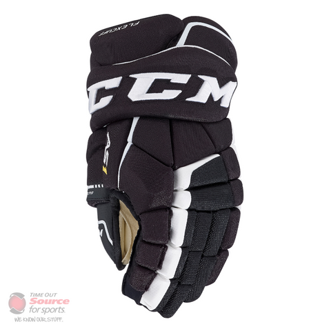 CCM Super Tacks AS1 Hockey Gloves- Junior