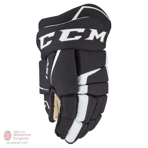 CCM Super Tacks AS1 Hockey Gloves- Youth