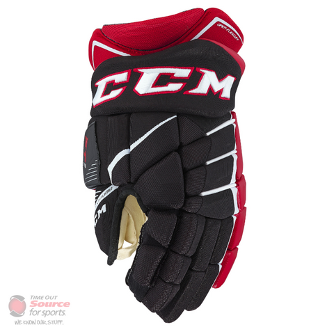 CCM Jetspeed FT1 Hockey Gloves- Junior