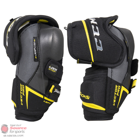 CCM Tacks Vector Pro Elbow Pads- Junior- SDC (2019)