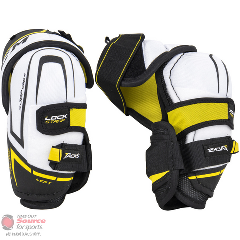 CCM Tacks Vector Plus Elbow Pads- Senior- SDC (2019)