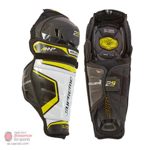 Bauer Supreme 2S Pro Shin Guard- Junior (2019)