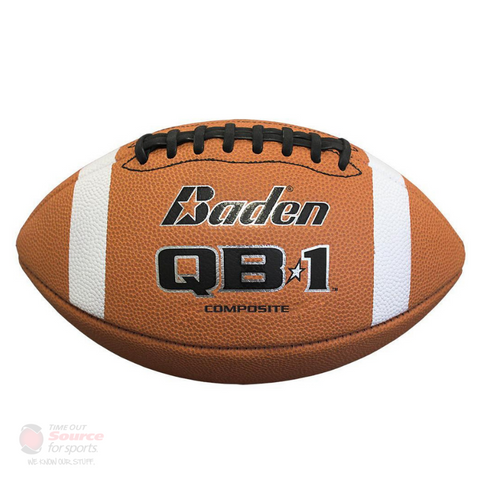 Baden QB1 Composite Football- Official