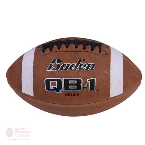 Baden QB1 Deuce Leather Football