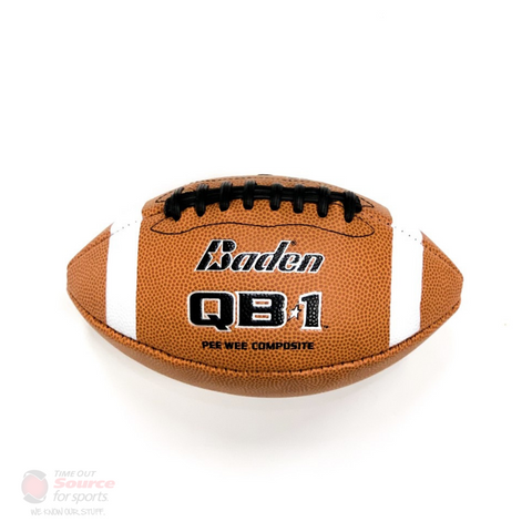 Baden QB1 Composite Football- Pee Wee