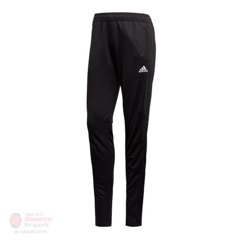 Adidas Tiro 17 Women's Training Pant - Black/Black