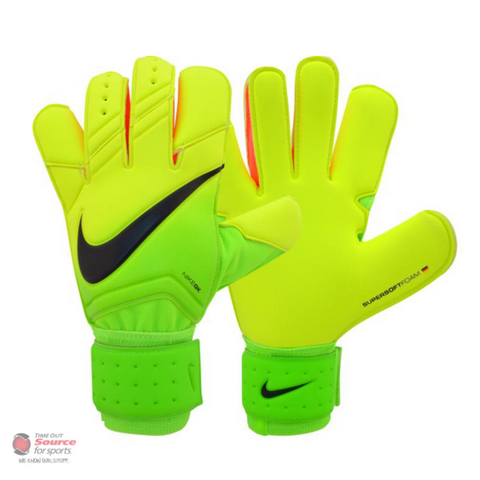 Nike GK Grip 3 Goalie Gloves- Senior