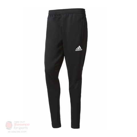 Adidas Tiro 17 Men's Training Pant - Black/Black
