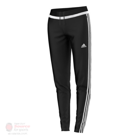 Adidas Tiro 15 Women's Training Pant- Black/White