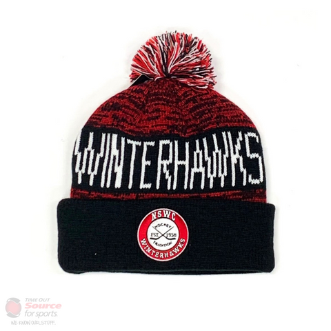 North Shore Winterhawks Pukka Toque