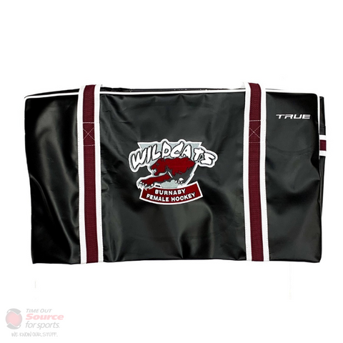 Burnaby Minor Wildcats Carry Hockey Bag- Senior