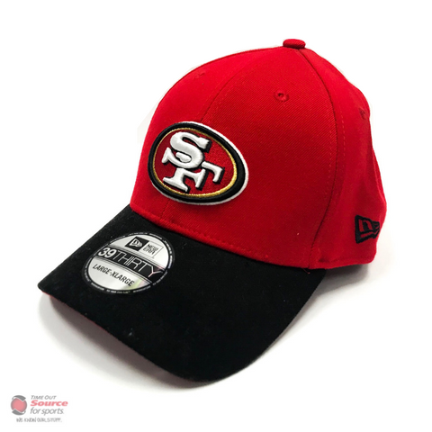 New Era 39Thirty Flex Hat- San Francisco 49ers